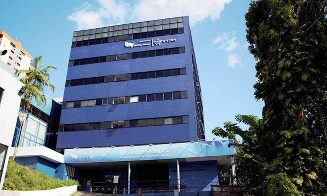 Faculdade Martha Galvão, no bairro Adrianópolis, em Manaus, é o local onde a senhora vota Foto: Divulgação