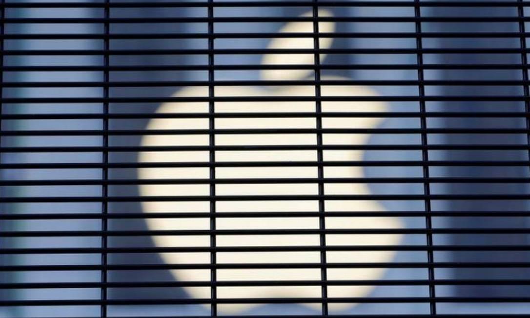 Fabricante dos iPhone é responsável por um em cada quatro smartphones vendidos na Europa, de acordo com a Counterpoint Research Foto: Reuters