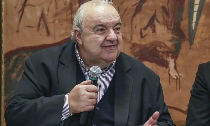 Rafael Greca (DEM) foi reeleito no primeiro turno em Curitiba Foto: Divulgação