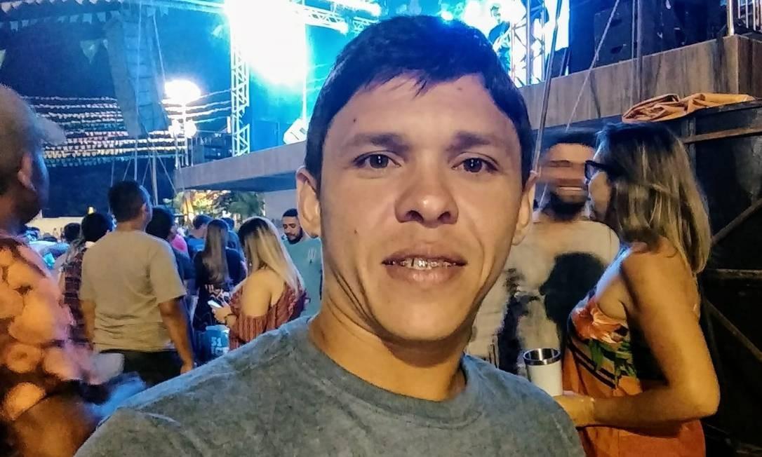 O candidato a vereador em Viçosa (MG) Rodrigo Silvério Foto: Reprodução