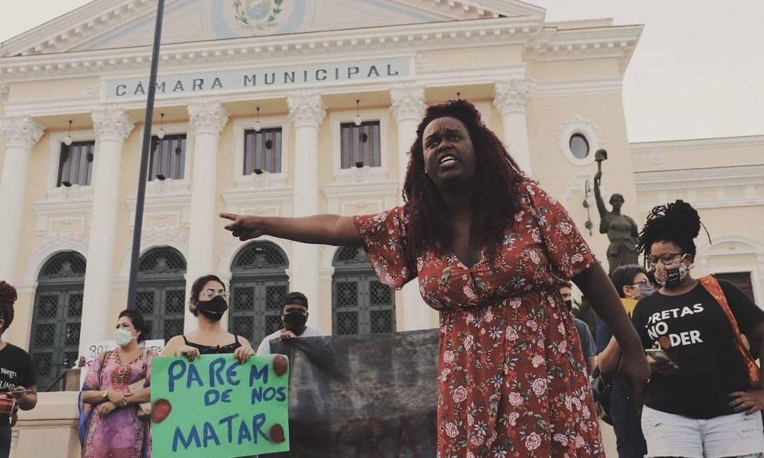 Benny Briolli foi eleita vereadora em Niterói Foto: Divulgação