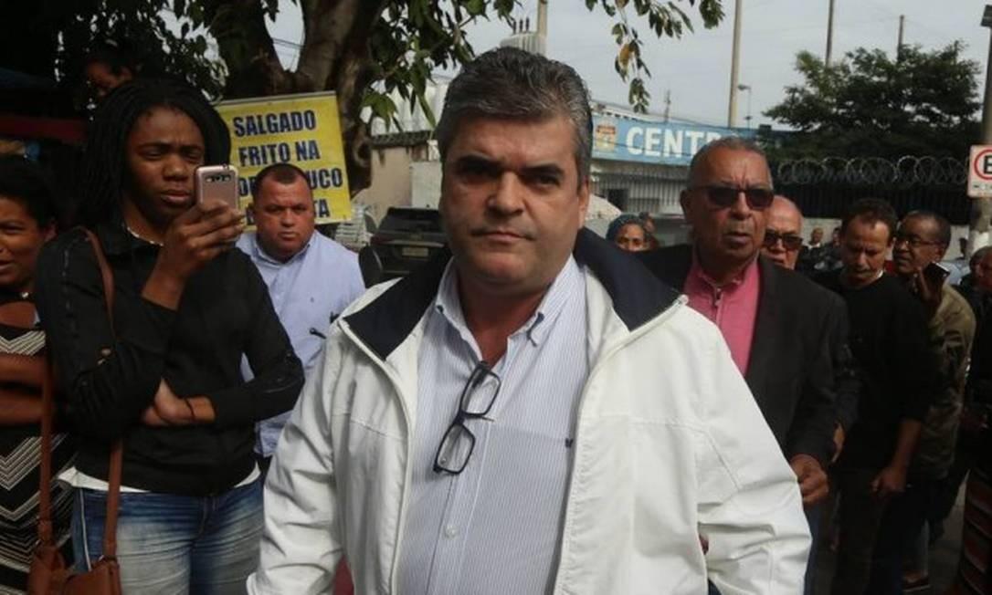 Washington Reis foi reeleito prefeito de Duque de Caxias, mas está com a conquista sub judice Foto: Infoglobo