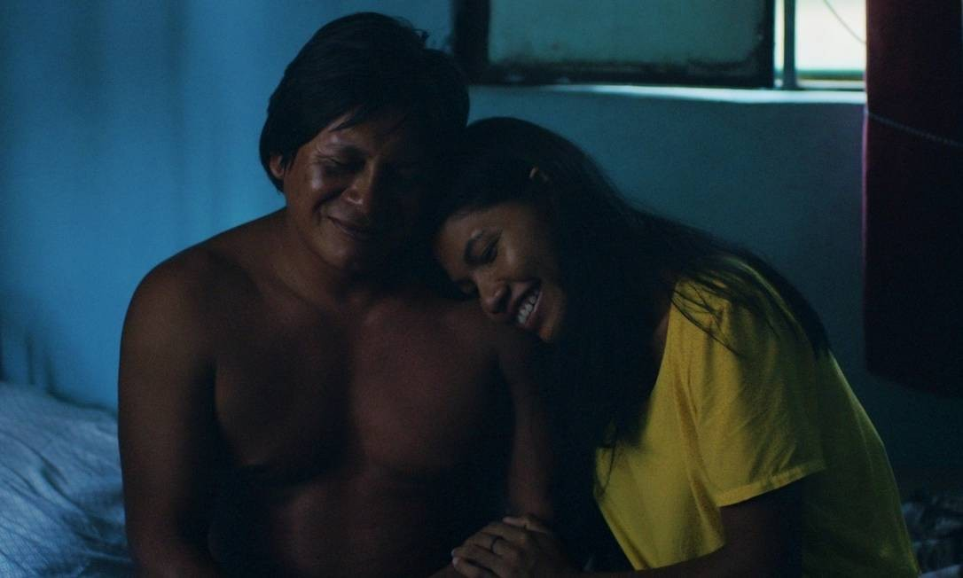 Cena do filme 'A febre', de Maya Da-Rin Foto: Divulgação