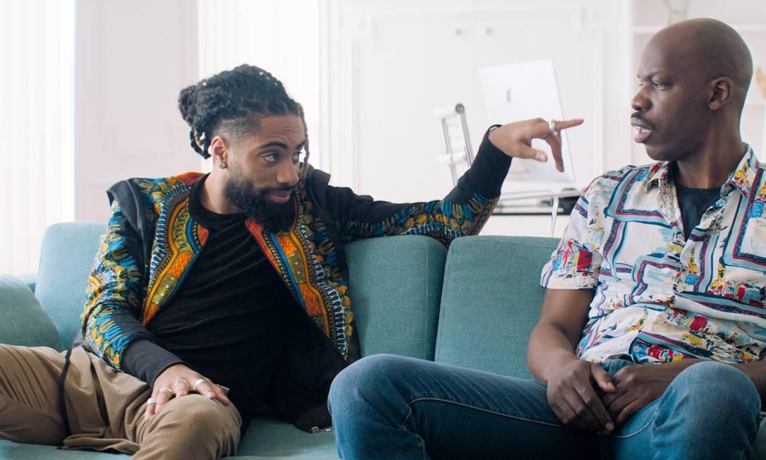 """""""Sou francês e preto"""": Filme foi visto por mais de um milhão na França Foto: Divulgação"""