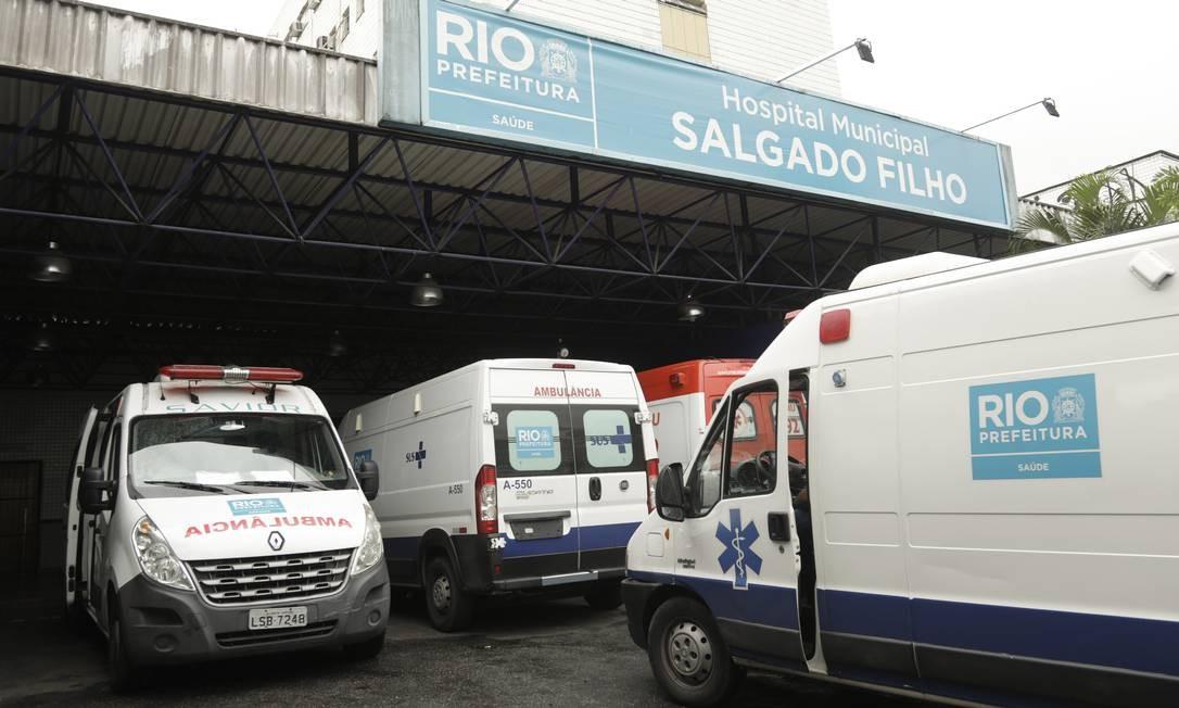 Aumento no número de casos faz autoridades sanitárias temerem uma segunda onda de Covid-19 no Rio. Foto: Gabriel de Paiva / Agência O Globo