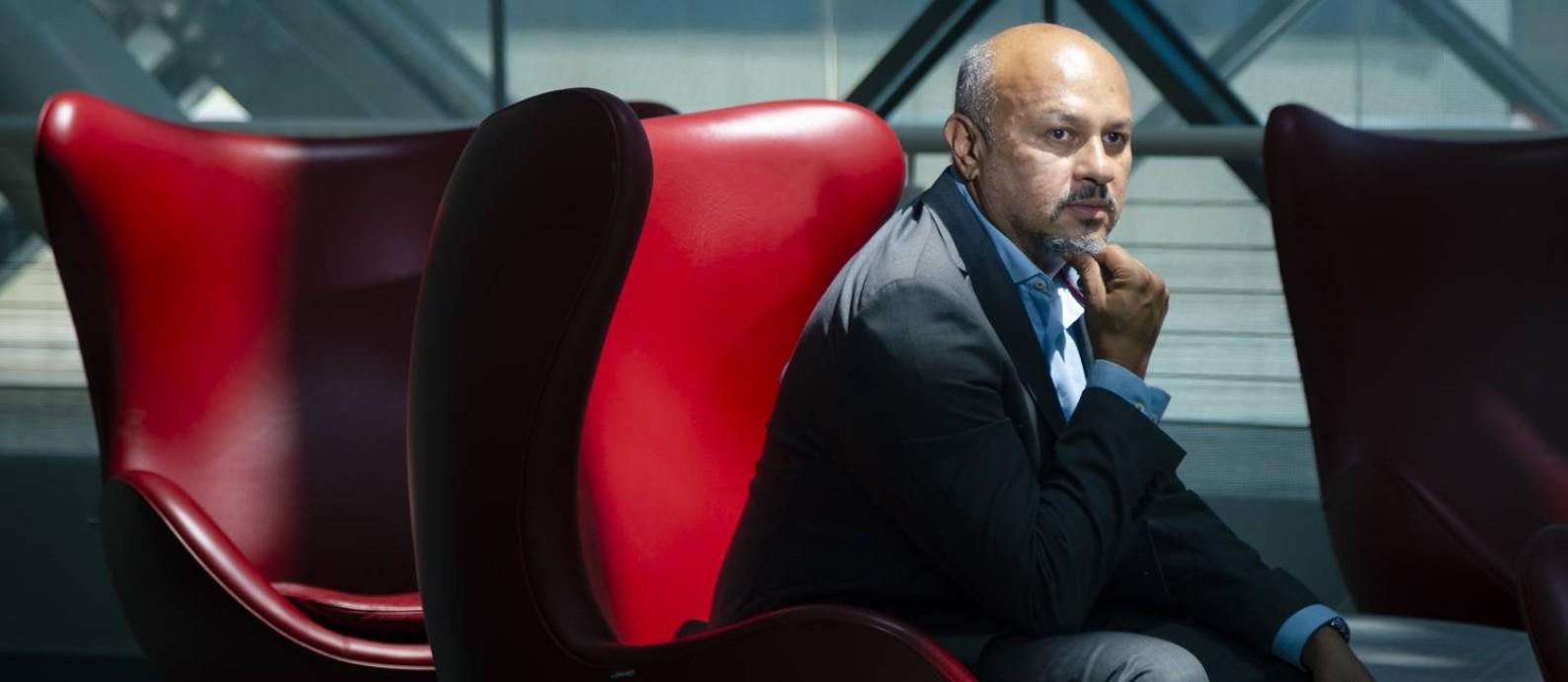 Amauri Ferreira, diretor de produtos da GE para a América Latina Foto: Leo Martins / Agência O Globo