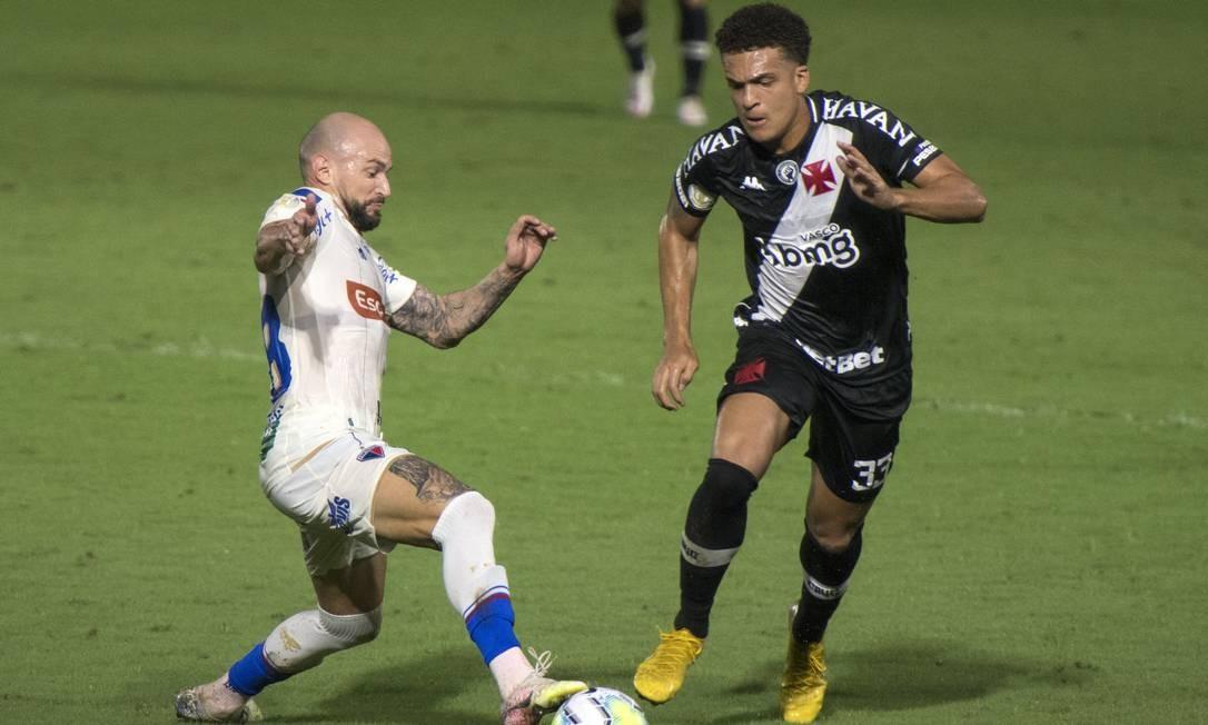 Na próxima rodada, o Vasco enfrentará o São Paulo Foto: Photo Premium / Agência O Globo