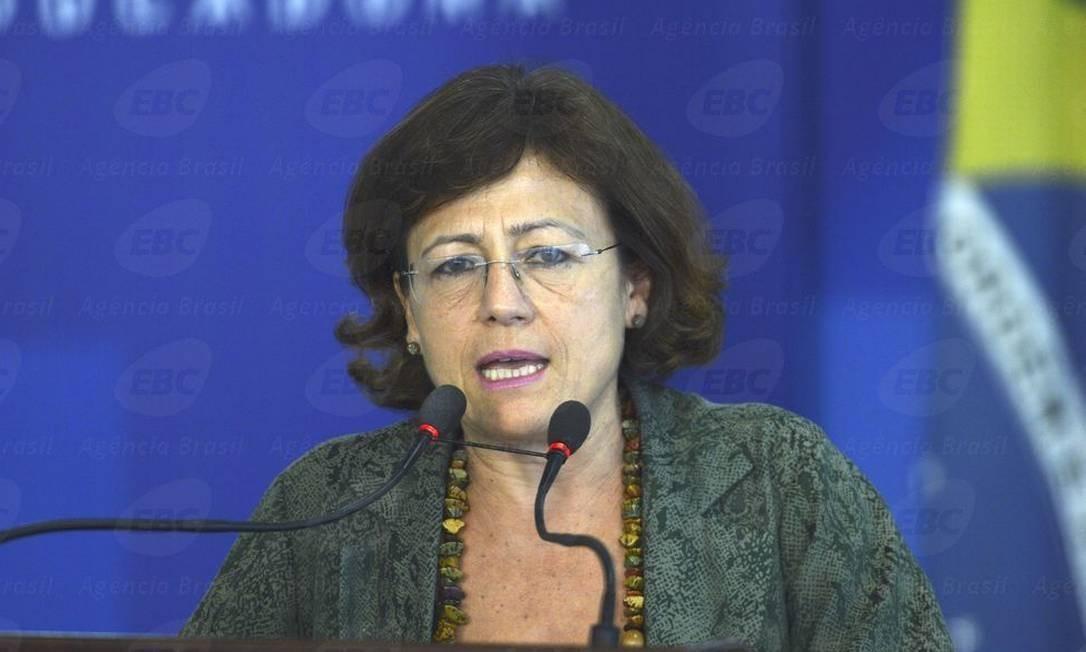 Eva Chiavon Foto: Agência Brasil