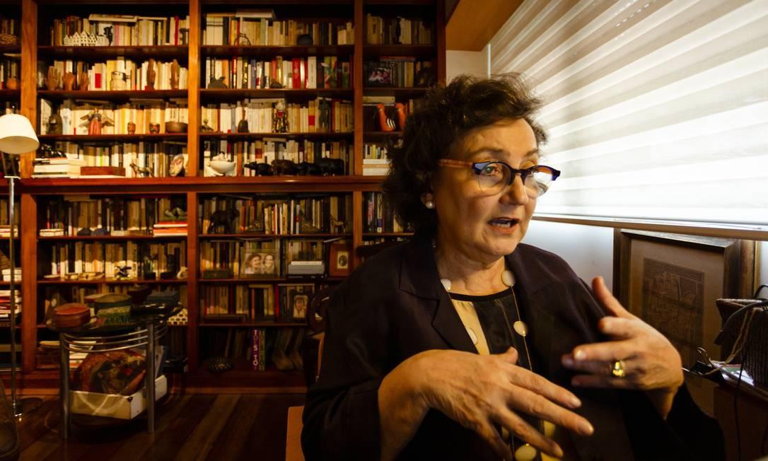 A pneumologista Margareth Dalcomo Foto: Leo Martins / Agência O Globo