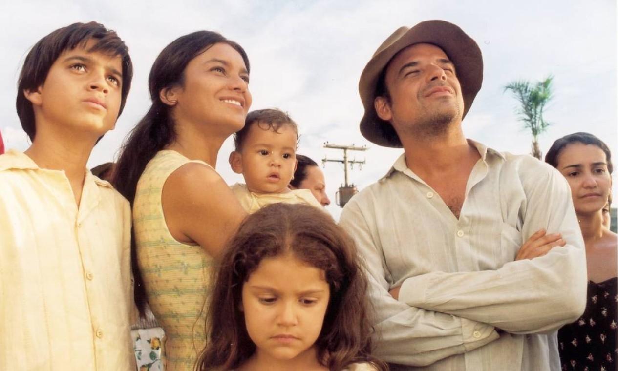 """Cena do filme """"Os dois filhos de Francisco"""", um sucesso de bilheteria, com 5,3 milhões de espectadores e mais de R$ 34 milhões arrecadados Foto: Divulgação"""