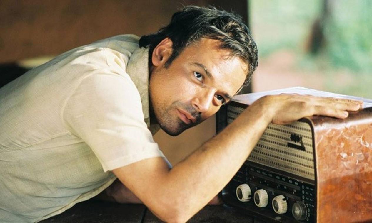 Ângelo Antônio interpretou Francisco Camargo, no filme biográfico da dupla sertaneja lançado em 2005 Foto: Divulgação
