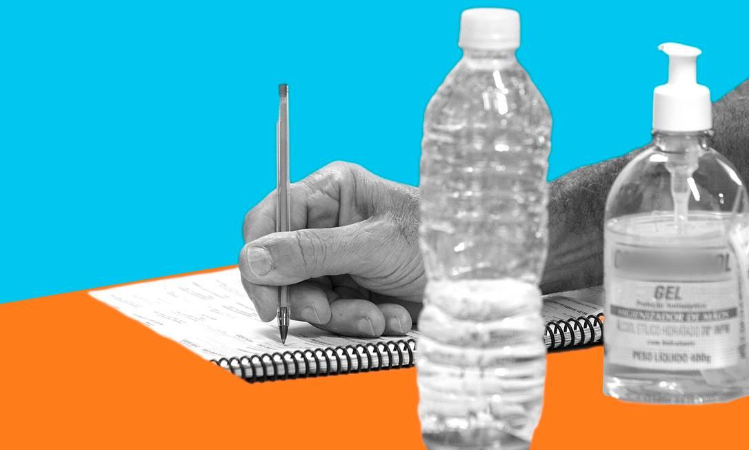 Saiba quais são as novidades nas eleições municipais de 2020 Foto: Editoria de Arte