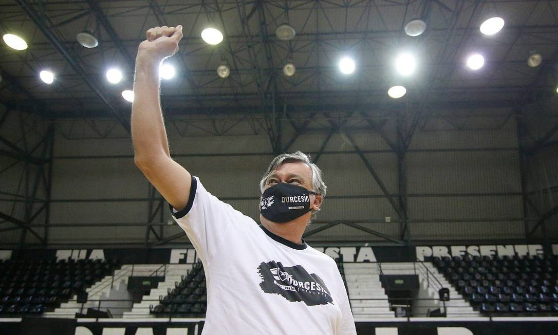 Durcesio Mello, novo presidente do Botafogo Foto: Vitor Silva/Botafogo