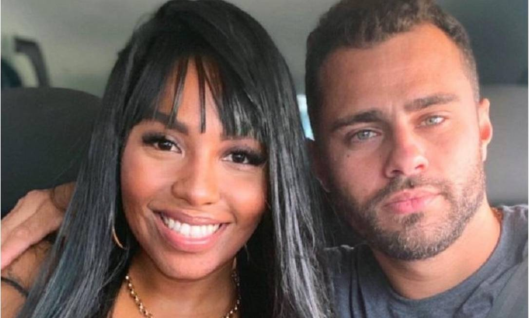 A cantora gospel Quesia Freitas já havia feito dois registros de ocorrência contra o marido, Bruno Feital Foto: Reprodução/Instagram