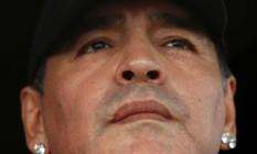 Maradona morreu nesta quarta-feira, aos 60 anos Foto: Marcos Brindicci / REUTERS