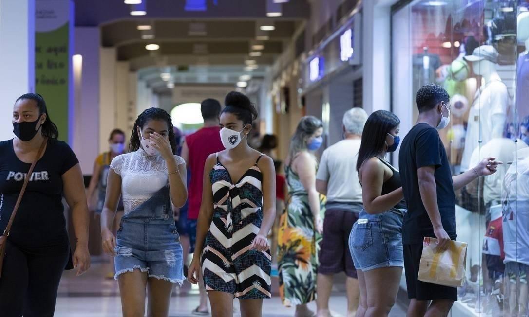 Coronavírus avança em São Paulo com flexibilização da quarentena Foto: Leo Martins/11-6-2020