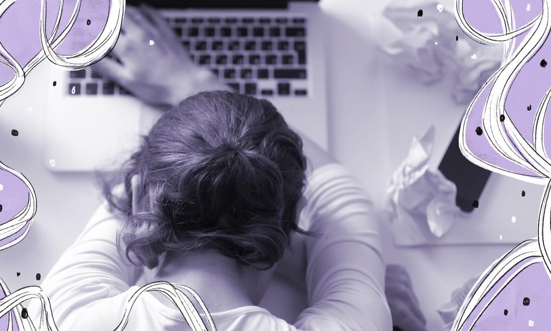 Cansaço, irritabilidade, falta de concentração e confiança estão entre os sintomas que incomodam as mulheres neste período da vida Foto: Freepik.com