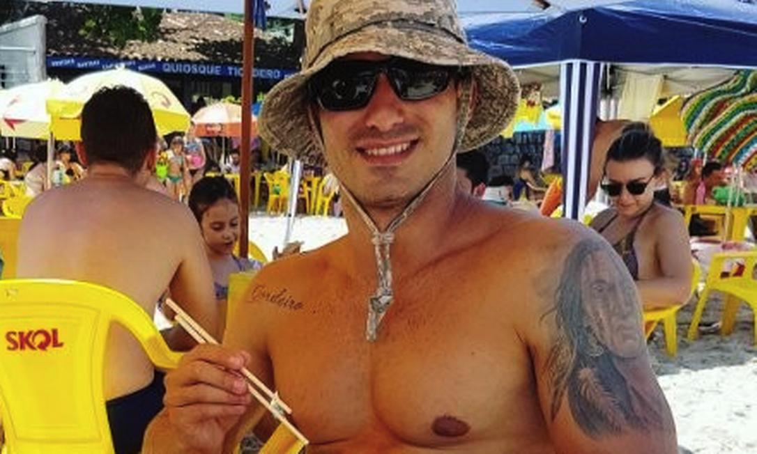 Novo suspeito, PM de São Paulo é irmão de outro homem apontado pelo crime Foto: Reprodução