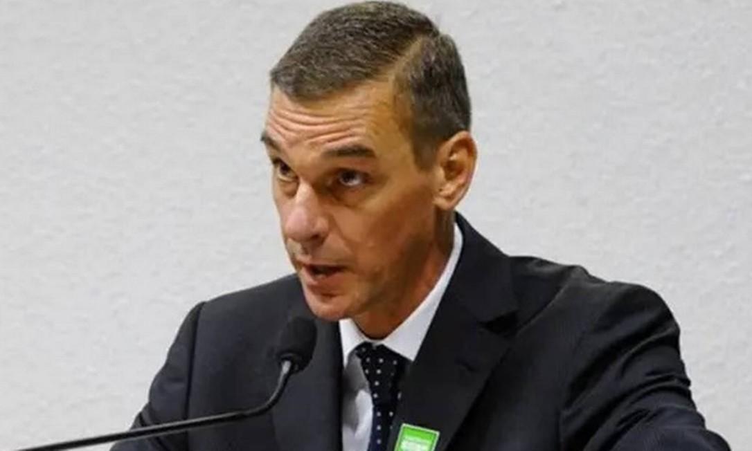 André Brandão, presidente do BB Foto: Agência Senado