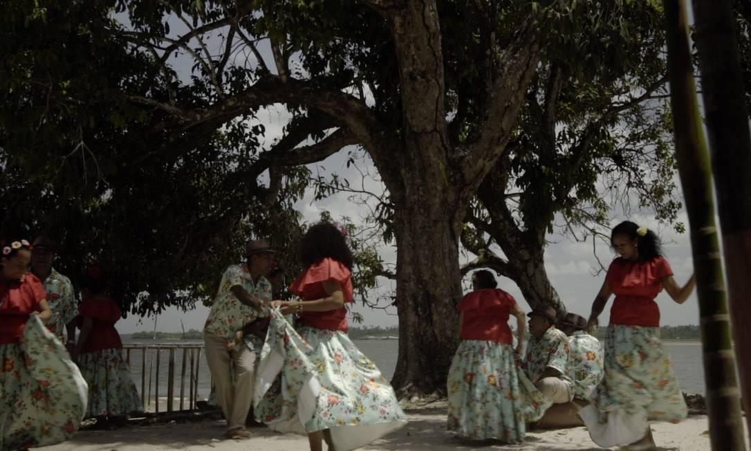 Tambores e Batuques, com Grupo Samba de Cacete da Vacaria Foto: Divulgação
