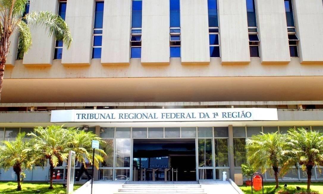 Fachada do TRF-1 Foto: Divulgação/TRF1
