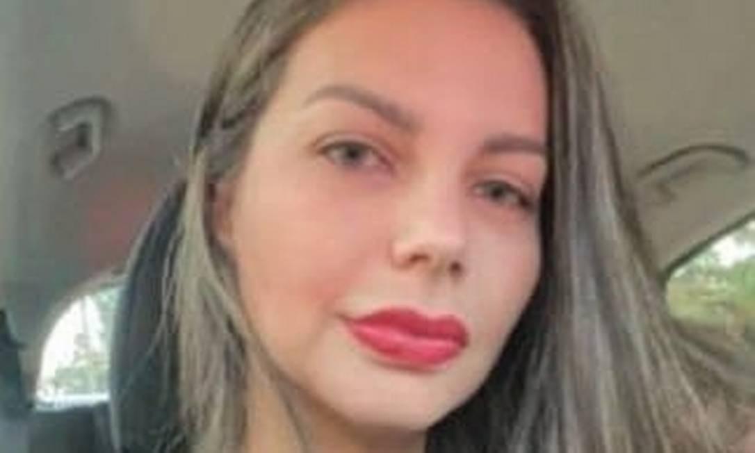 Mayara Pereira de Oliveira Fernandes foi morta pelo namorado Foto: Reprodução