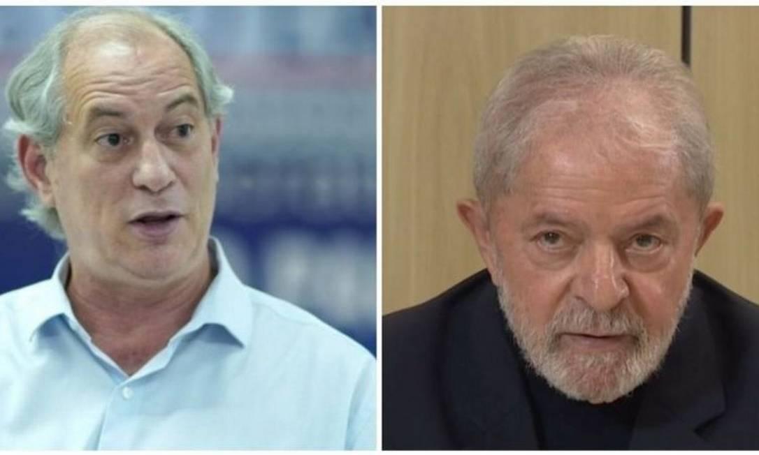 Secretário-geral do PT diz que conversa recente entre Lula e Ciro Gomes mostra que não está descartada possibilidade de candidatura única de esquerda em 2022; outros dirigentes de esquerda, porém, estão mais céticos quanto a essa união Foto: Reprodução
