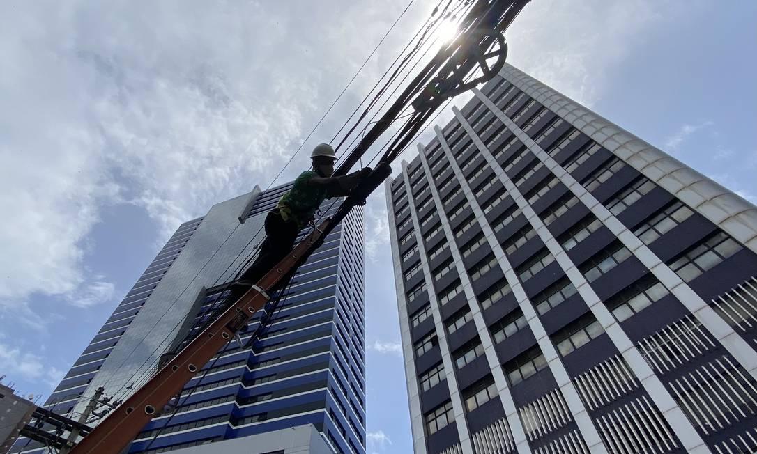 Na mira. Na Bahia, a Use Telecom, com 40 mil clientes em 30 cidades, é uma empresa regional no alvo de investidores. Companhias regionais já representam 40% do mercado de banda larga no país Foto: Divulgação