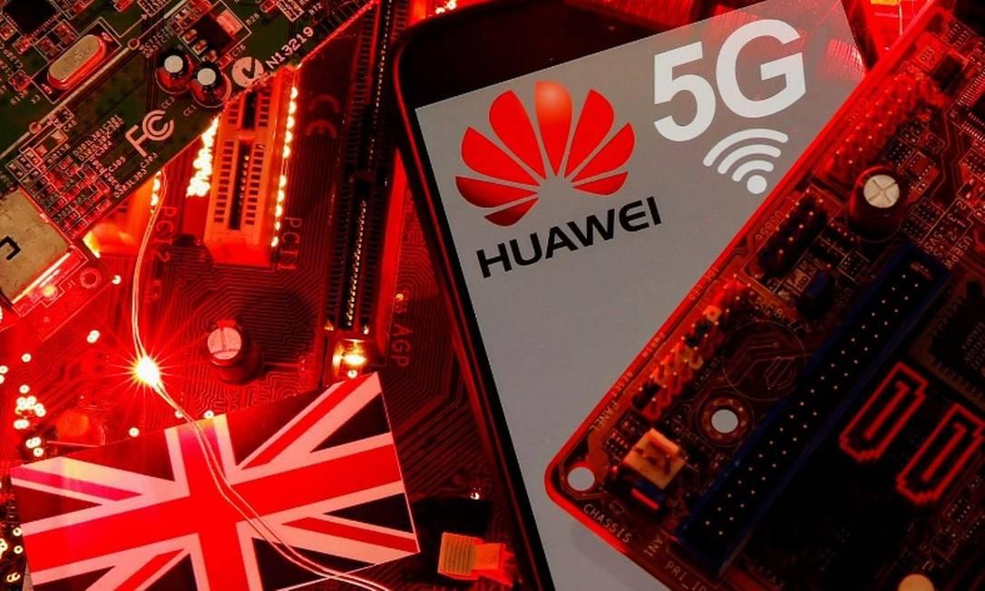 Empresas são contra qualquer tipo de restrição a fabricantes de equipamentos p Foto: Reuters