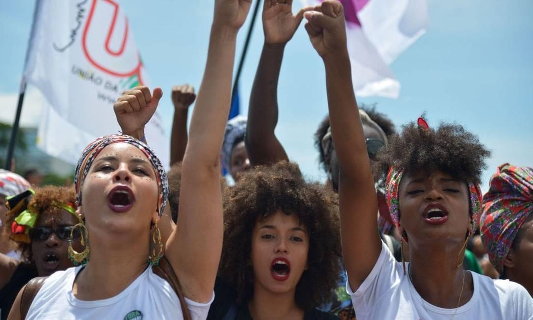 Apenas 32% dos prefeitos eleitos no Brasil se dizem pretos ou pardos Foto: Marcello Casal Jr/Agência Brasil