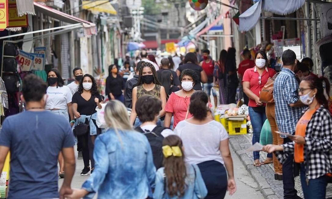 Dados da Pnad Covid revela dados específicos durante a pandemia Foto: MARCOS SERRA LIMA / MARCOS SERRA LIMA