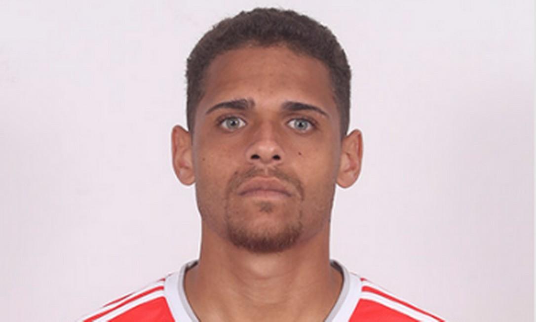 Matheus Monteiro teve seu contrato rescindido Foto: Divulgação/Internacional