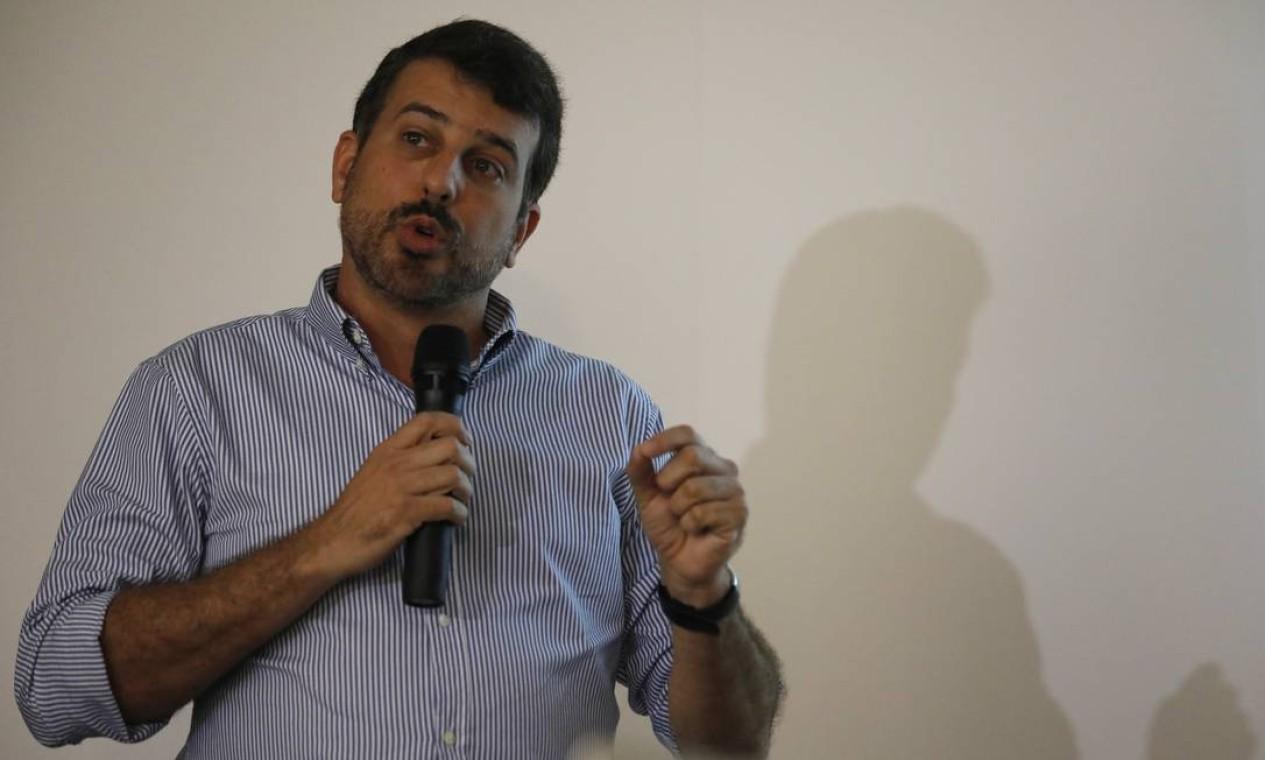 Daniel Soranz, médico sanitarista e especialista em Medicina da Família e Comunidade, volta ao comando da Secretaria de Saúde Foto: Luiza Moraes / Agência O Globo