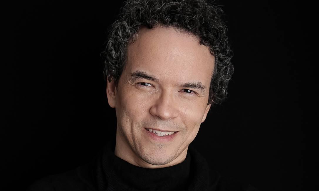 """Ricardo Soares está no elenco da série """"Brasil Imperial"""" Foto: Diivulgação/Márcio Farias"""
