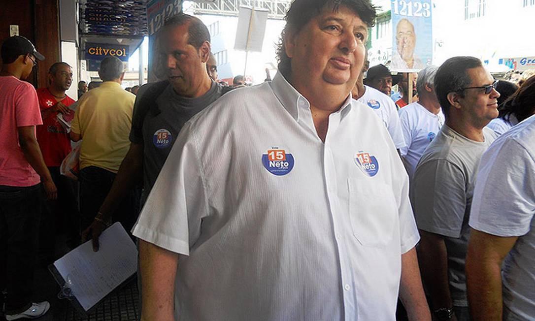 Neto, (DEM), Volta Redonda Foto: Reprodução