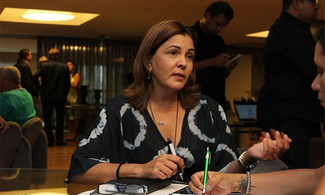 Christiane Cordeiro (PP), Carapebus Foto: Divulgação
