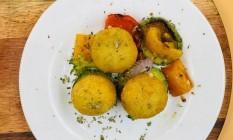 Bolinho Pop do Pop Vegan Food Foto: Divulgação