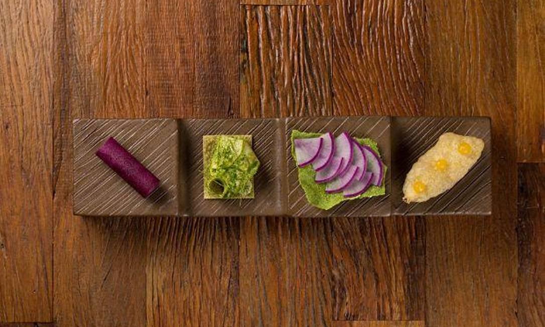 Lasai ficou em 21º no 50 Best Restaurants Latin America's Foto: Divulgação