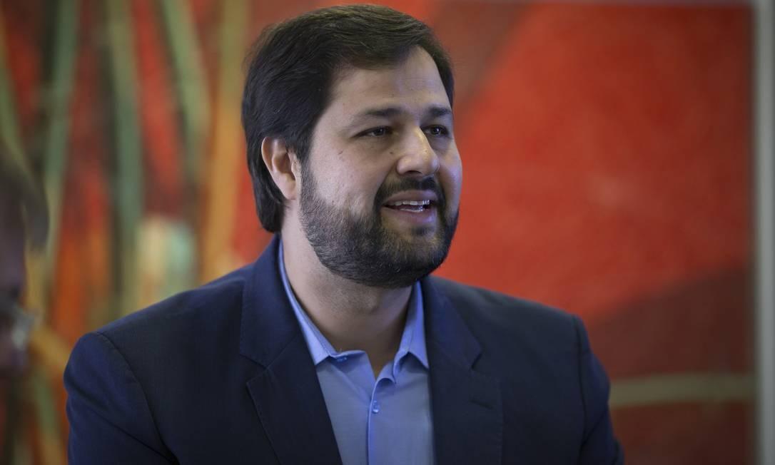 Em Jundiaí, Luiz Fernando Machado (PSDB) recebeu 99,5% dos R$ 751 mil que arrecadou na campanha de empresários Foto: Edilson Dantas / Agência O Globo