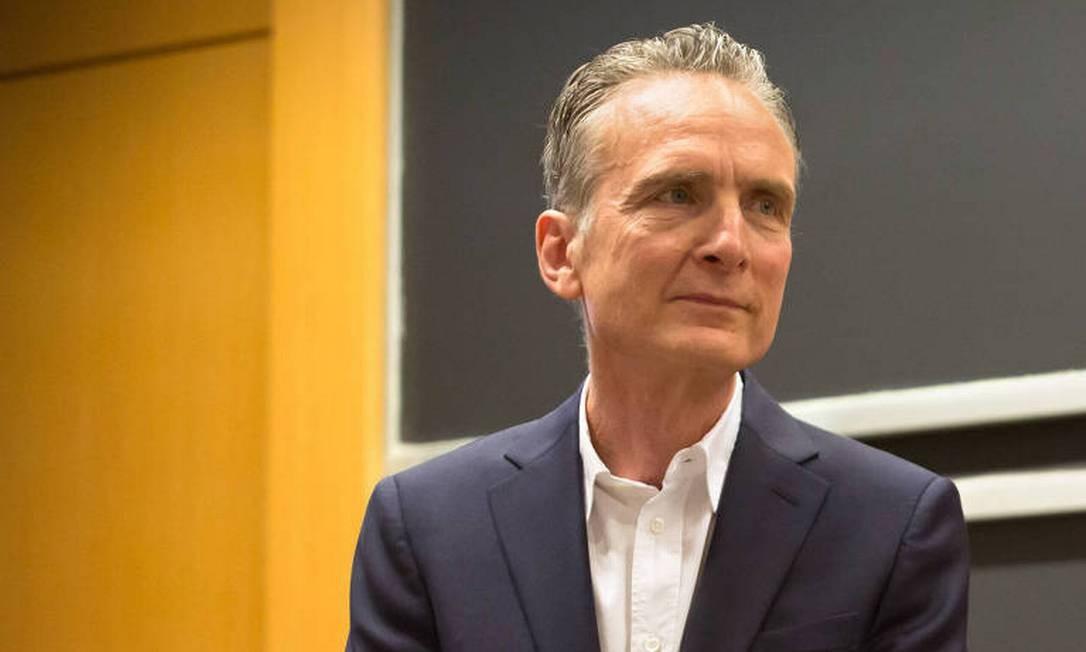 José Alexandre Scheinkman, economista e professora da Universidade de Columbia, nos EUA Foto: Mila Maluhy / Divulgação/Insper