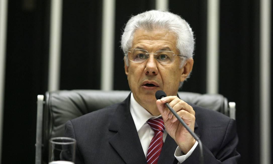 Arlindo Chinaglia (PT-SP) - 2007/2009 Foto: Ailton de Freitas / Agência O Globo
