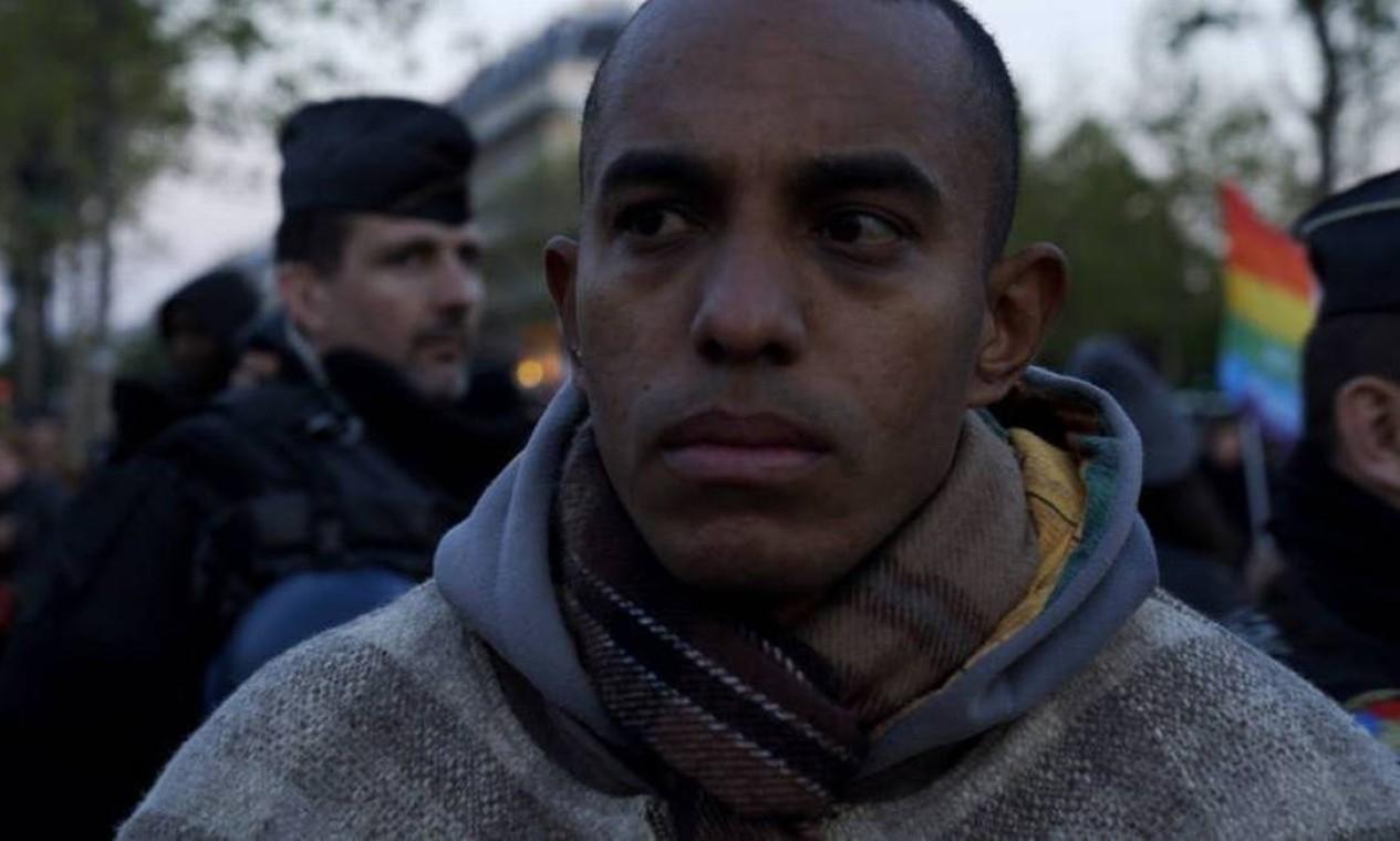 'Soldado estrangeiro' Foto: Divulgação