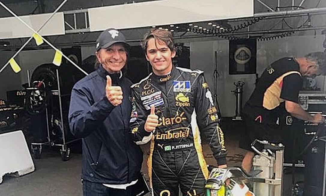 Neto de Emerson Fittipaldi vai correr na Indy Foto: Reprodução