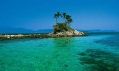 Angra dos Reis tem 365 ilhas Foto: Agência O GLOBO