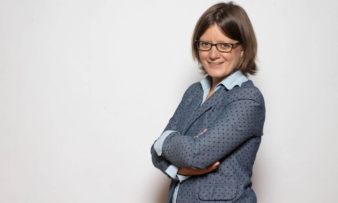 """A professora e pesquisadora de ciência política Amy Erica Smith, da Universidade Estadual de Iowa: """"A mudança terá que começar na base"""" Foto: Arquivo pessoal"""
