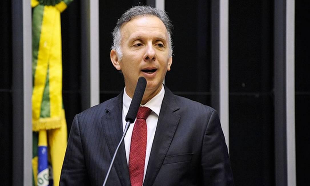 O deputado Aguinaldo Ribeiro (PP-PB), relator da reforma tributária na Câmara Foto: Câmara dos Deputados