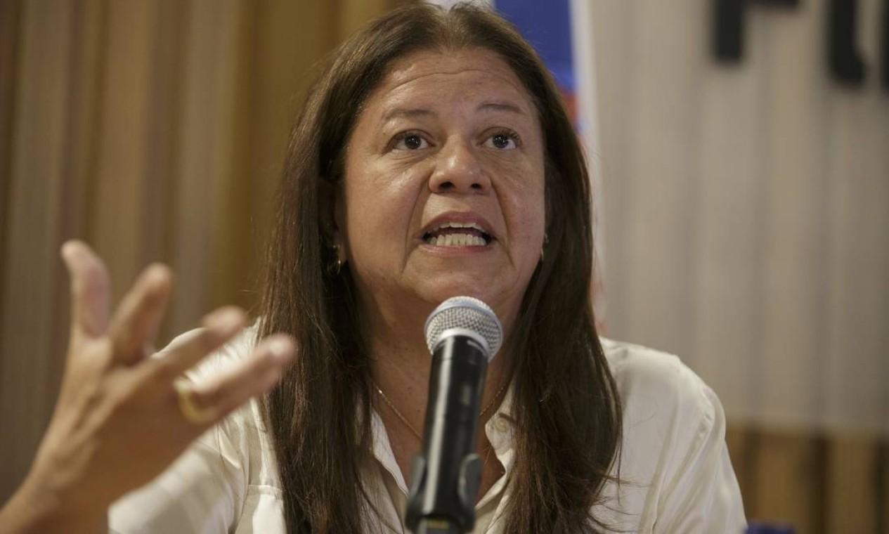 Laura Carneiro, futura secretária de Assistência Social Foto: Márcia Foletto / Agência O Globo