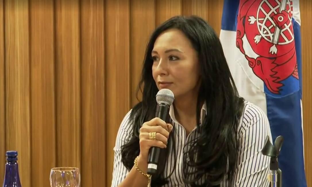 Secretaria de Obras agora se chamará Secretaria de Infraestrutura com a servidora de carreira Kátia Souza Foto: Reprodução