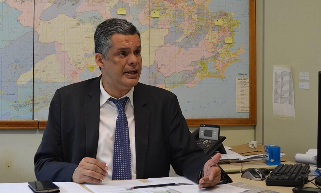 Vinícius Cordeiro, presidente do Avante no Rio, que será titular da pasta de Defesa dos Animais Foto: Reprodução