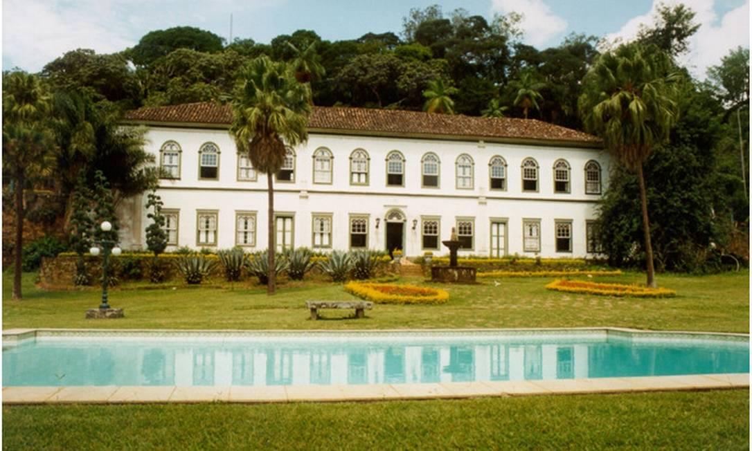 Propriedades exuberantes dos antigos barões embelezam a paisagem local Foto: Divulgação/Setur RJ